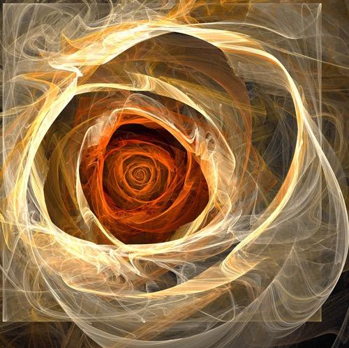 rose fractal